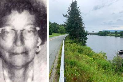 Car, possible human remains of woman missing 43 years found submerged in Connecticut River