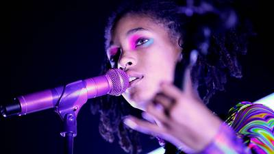 WATCH: New Music Video For Willow Smith and Travis Barker Collab