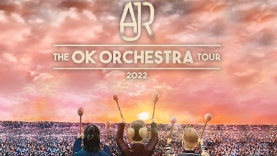Enter for your shot to win AJR tickets!