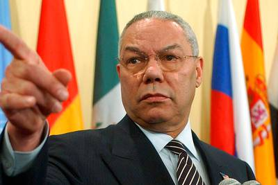 Gen. Colin Powell memorial information released